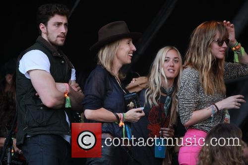 Sam Taylor Johnson and Aaron Taylor Johnson 2