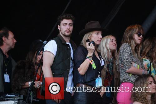 Sam Taylor Johnson and Aaron Taylor Johnson 5