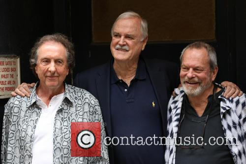 Eric Idle, John Cleese and Terry Gilliam 8