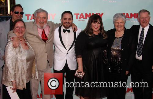 Michael Mccarthy, Sandra Mccarthy, Melissa Mccarthy, Ben Falcone and Mrs Mr Falcone