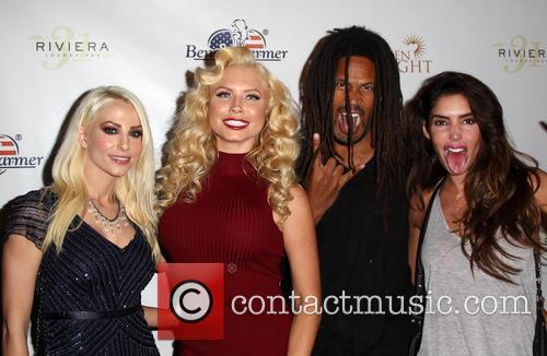 Celebration, Suprina Zahraei, Carrie Minter, Isaiah Mays and Kyara Tyler 5