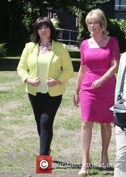 Loose Women, Coleen Nolan and Ruth Langsford