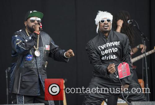 Big Boi, Andre 3000 and Outkast 3