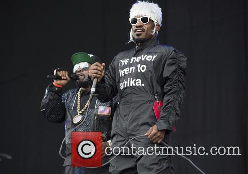 Big Boi, Andre 3000 and Outkast 5
