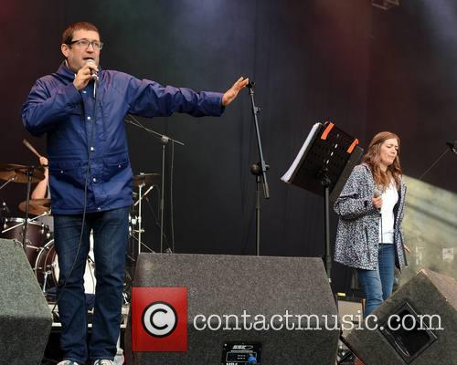 Paul Heaton and Jacqui Abbott