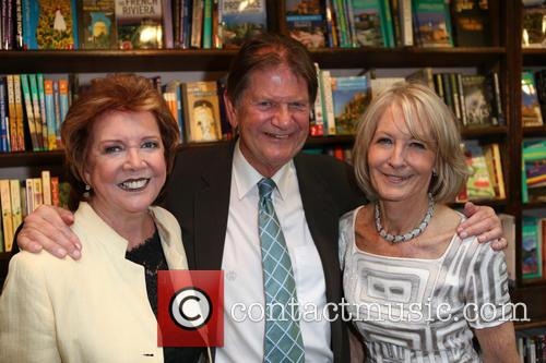Cilla Black, Guest and Sandra Howard