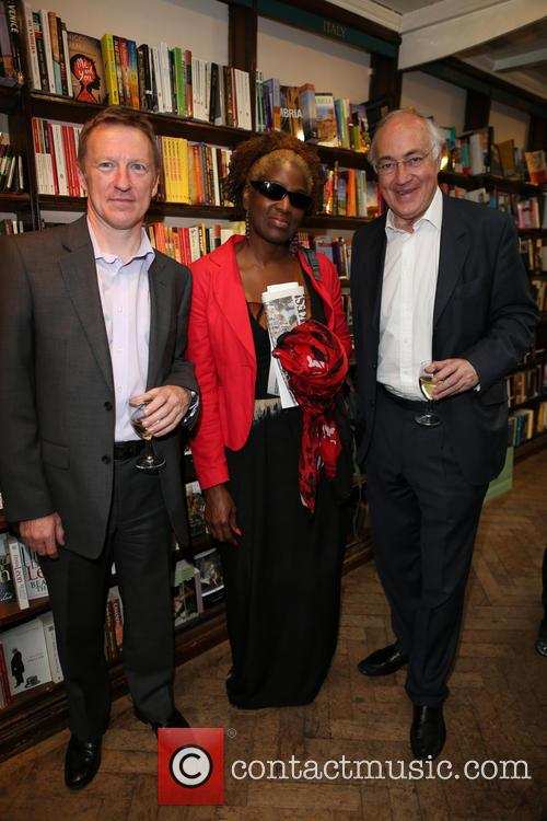 Guests and Michael Howard 4