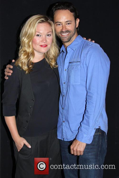 Julia Stiles and James Wirt 1