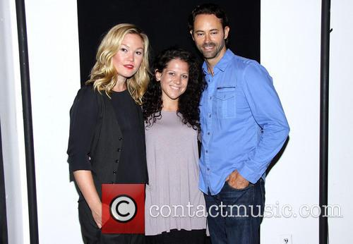 Julia Stiles, Jennifer Delia and James Wirt 4