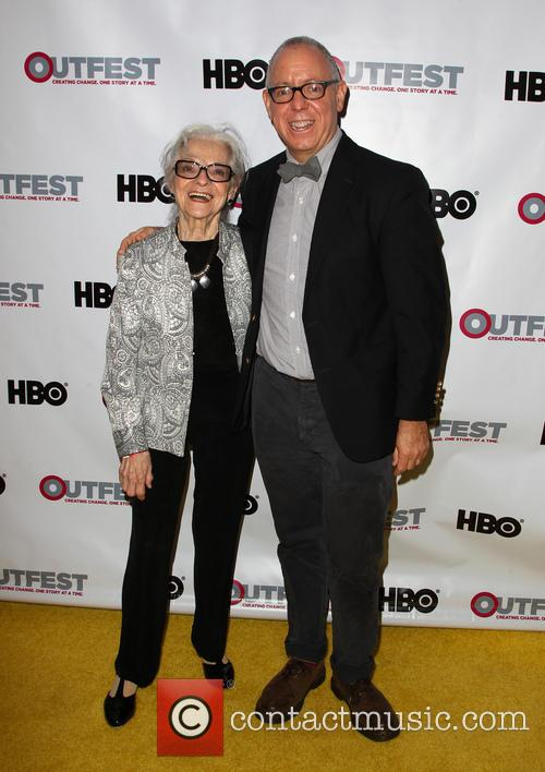 James Schamus and Mother 3