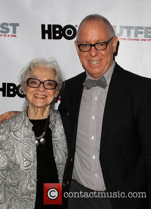 James Schamus and Mother 8