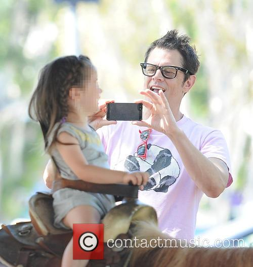 Johnny Knoxville and Arlo Clapp 7