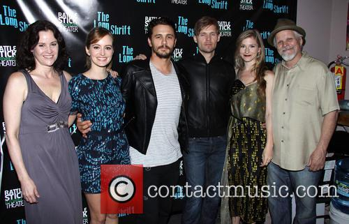 Ally Sheedy, Ahna O'reilly, James Franco, Scott Haze, Allie Gallerani and Brian Lally