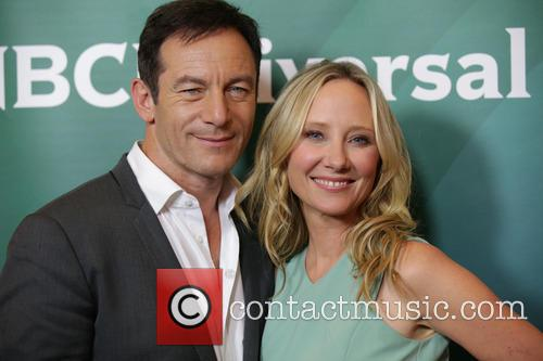Jason Isaacs and Anne Heche