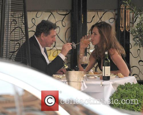 Charles Saatchi and Trinny Woodall 4