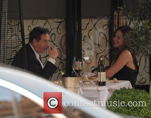 Charles Saatchi and Trinny Woodall 5