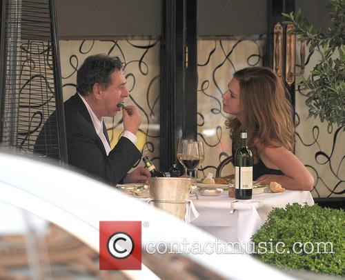 Charles Saatchi and Trinny Woodall 6