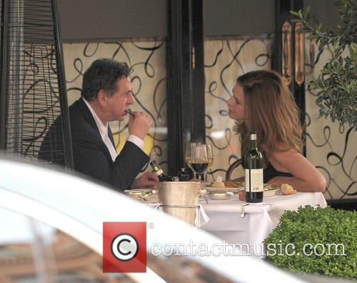 Charles Saatchi and Trinny Woodall 7