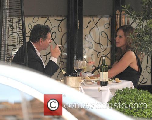 Charles Saatchi and Trinny Woodall 8