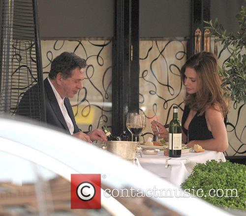 Charles Saatchi and Trinny Woodall 10