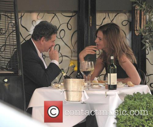 Charles Saatchi and Trinny Woodall 11