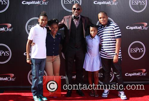 Floyd Mayweather Jr and Family