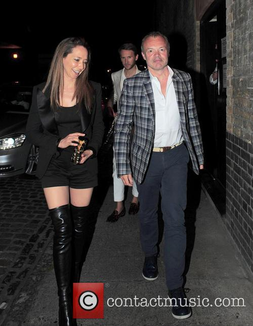 Graham Norton and Guest 8