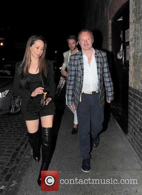 Graham Norton and Guest 1