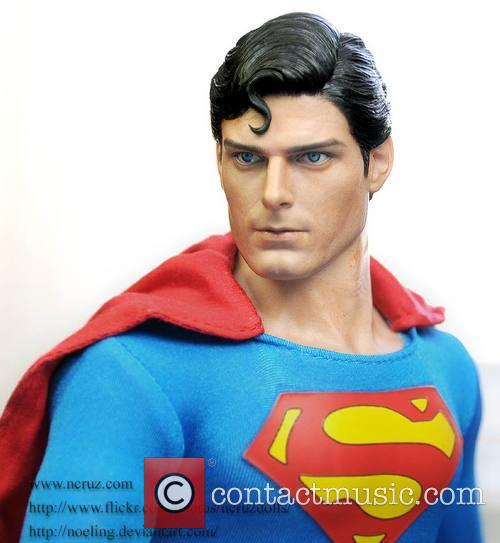 Christopher Reeve and Superman