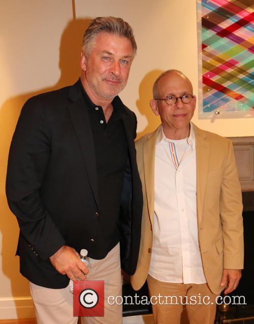 Alec Baldwin and Bob Balaban
