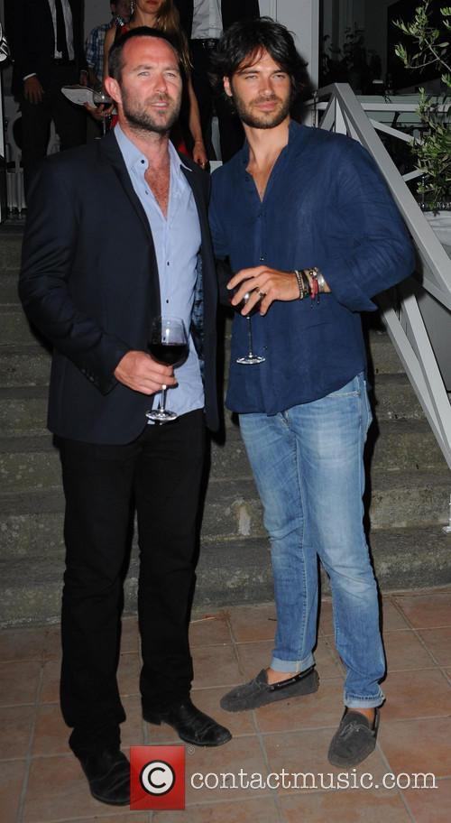 Sullivan Stapleton and Giulio Berruti