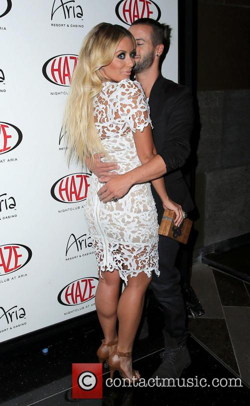 Aubrey O'day and Travis Garland