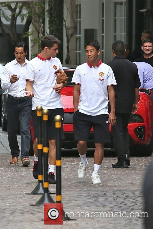 Manchester United and Shinji Kagawa