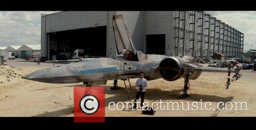 Jj Abrams Force For and Change Video 5