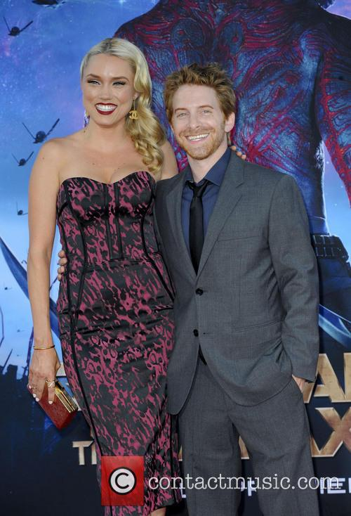 Seth Green and Clare Grant 3