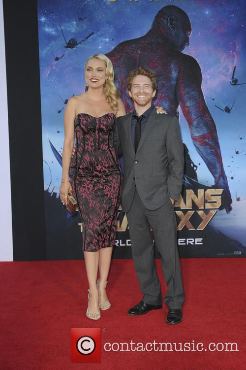 Seth Green and Clare Grant 4