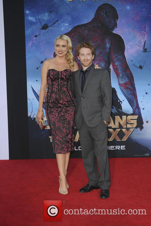 Seth Green and Clare Grant 6