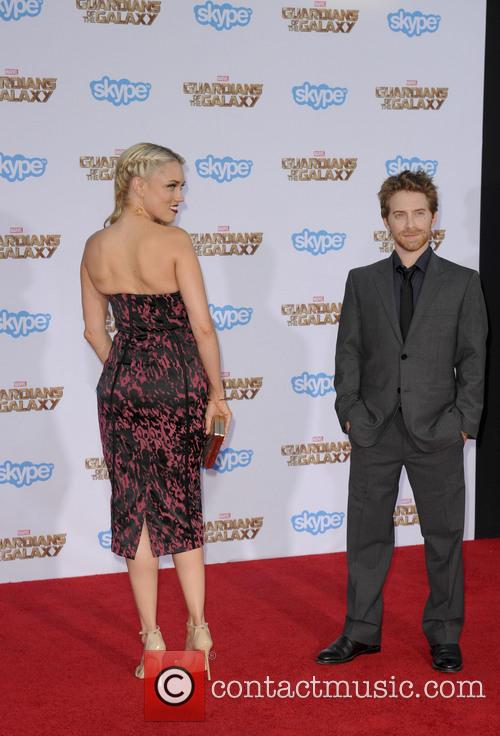 Seth Green and Clare Grant 7
