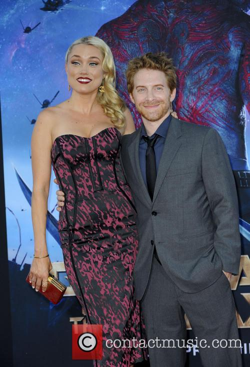 Seth Green and Clare Grant 8