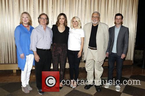 Kristine Nielsen, Mark Linn-baker, Rose Byrne, Annaleigh Ashford, James Earl Jones and Will Brill