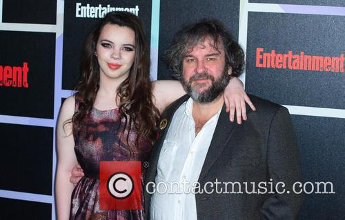 Katie Jackson and Peter Jackson