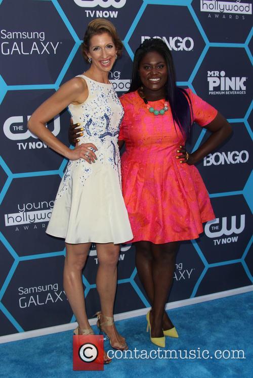Alysia Reiner and Danielle Brooks 4