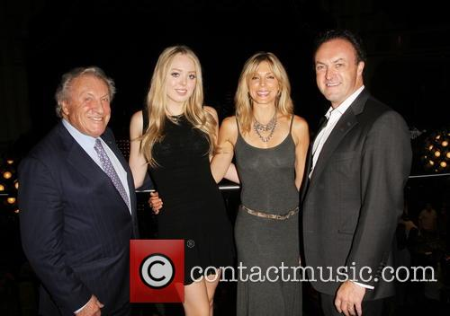 Simon Thomas, Tiffany Trump, Marla Maples and Jimmy Thomas 2