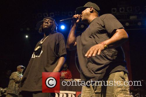 Flavor Flav and Public Enemy 4