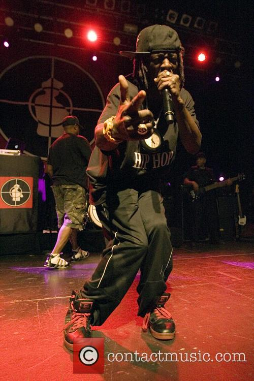 Flavor Flav and Public Enemy 9