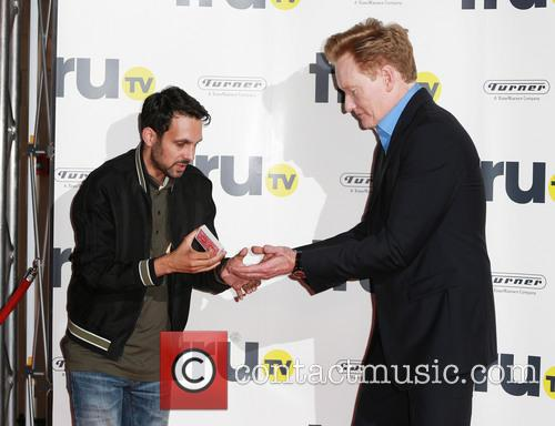 Dynamo and Conan O'brien