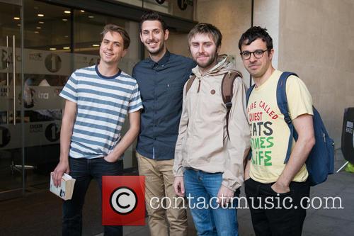 James Buckley, Joe Thomas, Simon Bird, Blake Harrison and The Inbetweeners 3