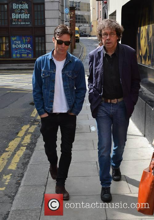 Cillian Murphy and Stephen Rea