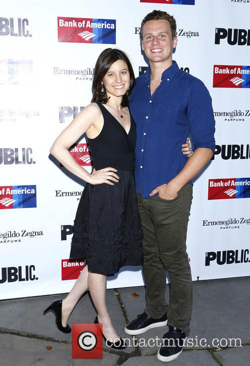 Susan Pourfar and Jonathan Groff 10