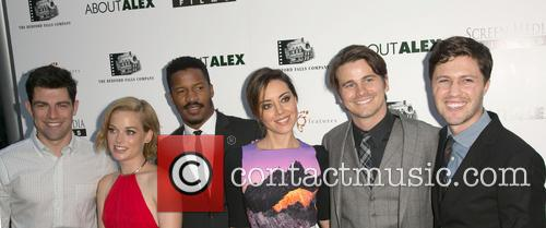 Max Greenfield, Jane Levy, Nate Parker, Aubrey Plaza, Jason Ritter and Jesse Zwick